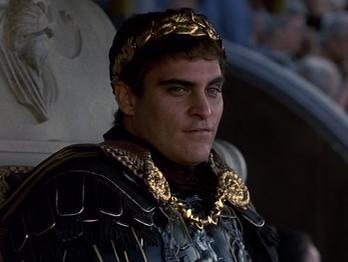 皇帝ご満悦