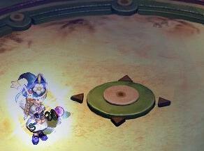 影の塔休憩室