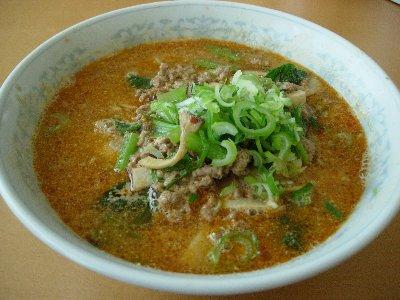 DSCN8569担々麺