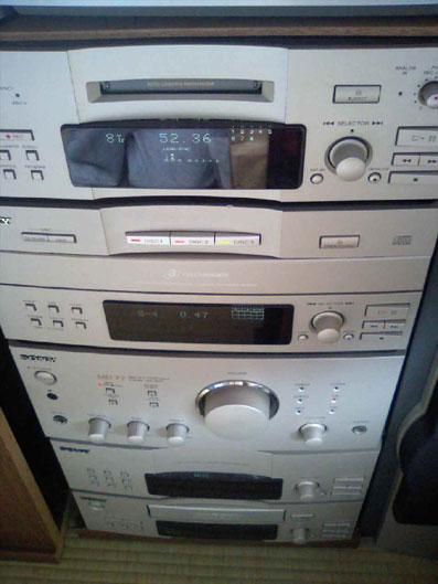 CD故障ー7
