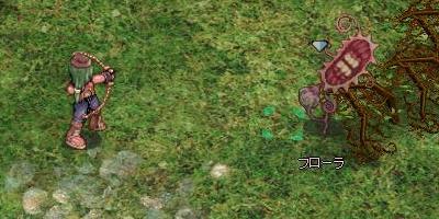 キオン君(弓の訓練)