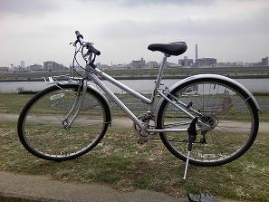 200413無印クロスバイク