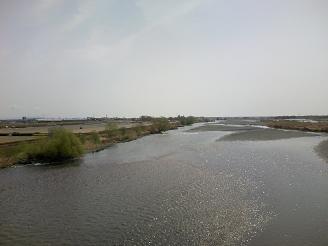 200512焼津近くの川