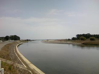 200512昼食川