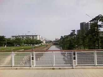 080719草加の橋
