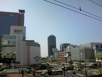 200801三宮風景