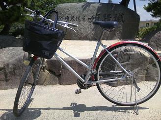 200801姫路レンタサイクル