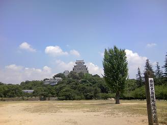 200801姫路城1