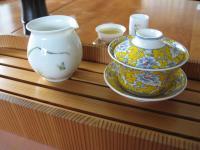 秋田杉の茶盤