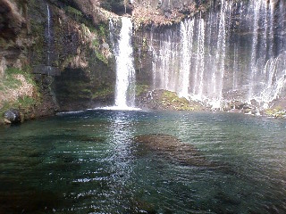 080317_みえちゃん白糸の滝
