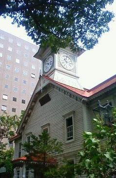 札幌・時計台2
