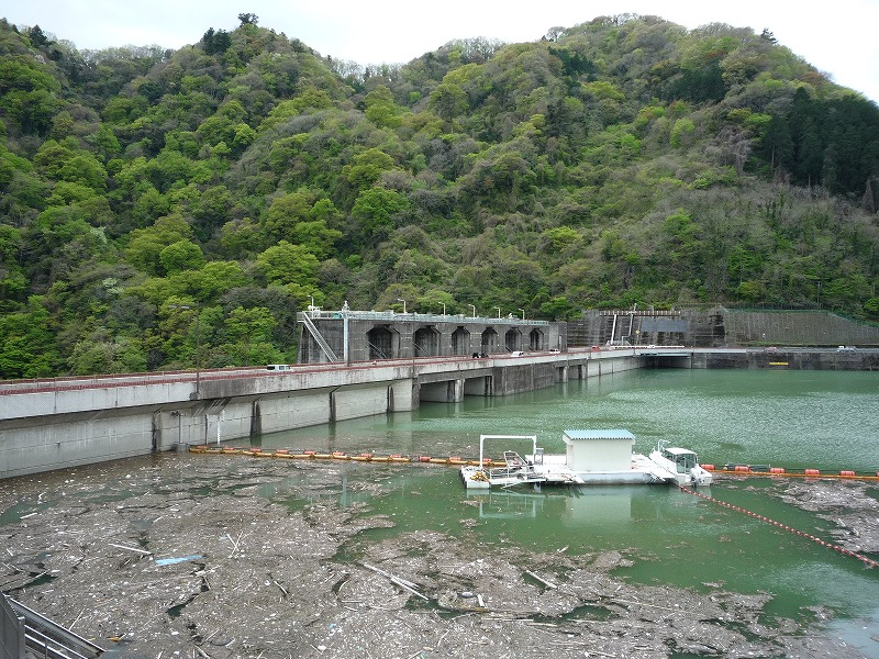 津久井湖へようこそ。 鉄馬紀行