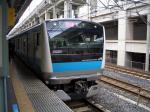 初乗車E233京浜です。