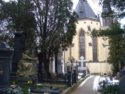 ヴィシェフラド墓地