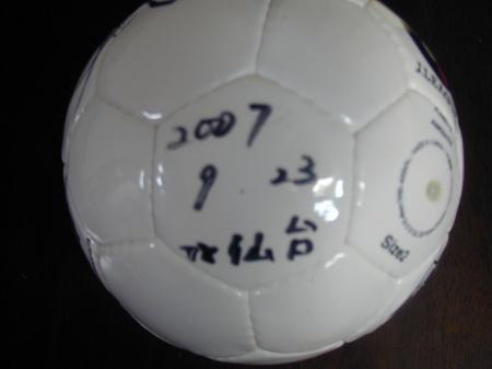 2007 9,23 VS仙台