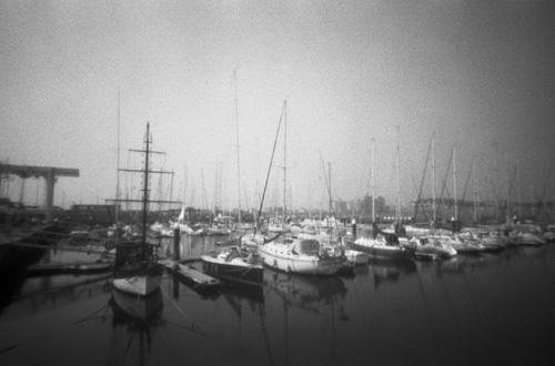 Enoshima_Yacht harbor