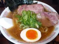 鯵魚醤ラーメン