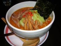 辛味噌チャーシュー麺・大盛