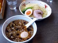 つけ麺・2玉・味玉