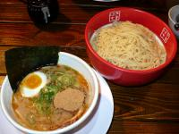 和風つけ麺・大盛(2.5玉)