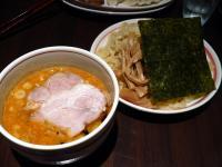 味噌つけ麺・辛いver.