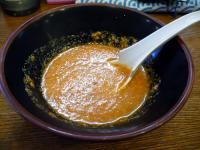冷やし坦々スープ