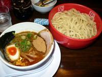 和風とん醤つけめん(極太麺)・大盛