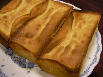 レモンバターケーキ1
