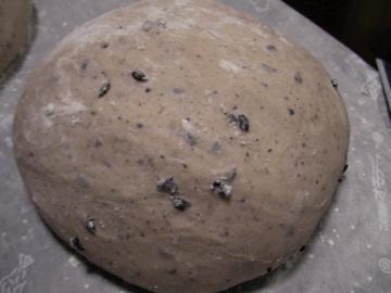 黒米パン1