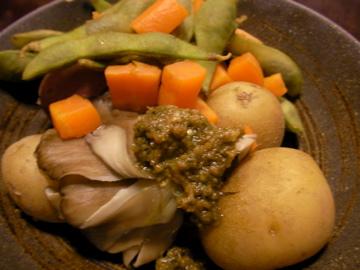蒸し野菜2