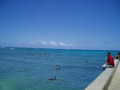 クヒオビーチ