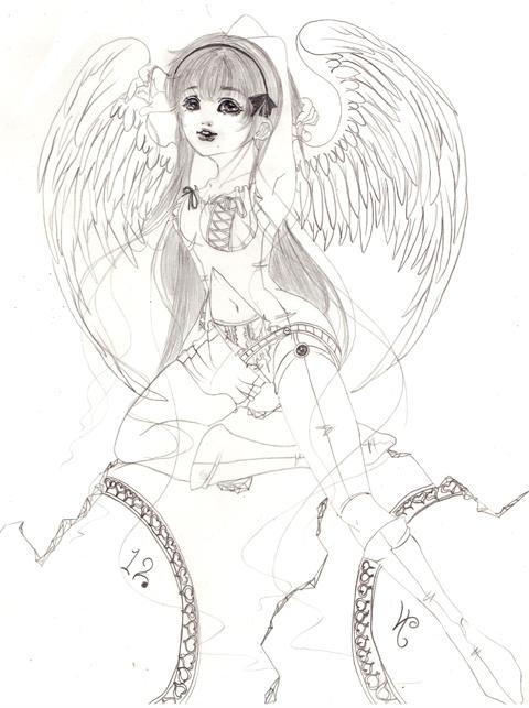近未来的天使(//^-^//)