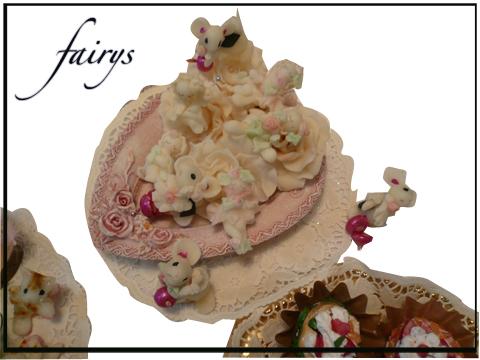 fairyと薔薇
