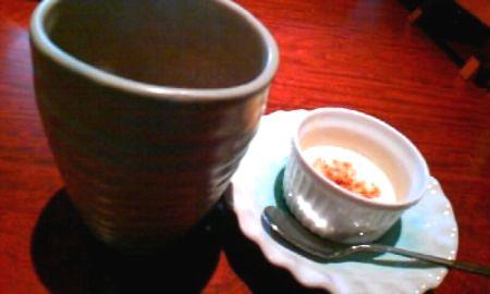 コーヒーとぷりん