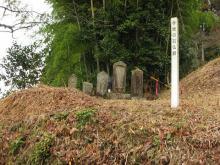 寺坂の石仏群