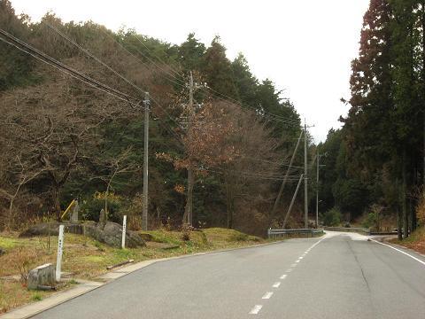 旧中山道・小坂付近