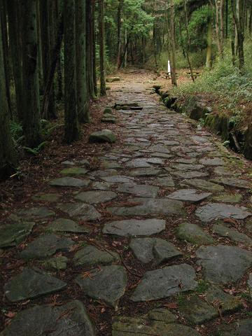 琵琶峠旧道