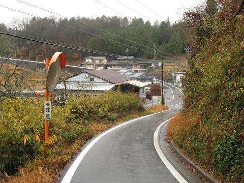 旧中山道・平岩辻付近