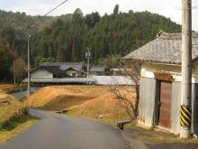 津橋の家並み