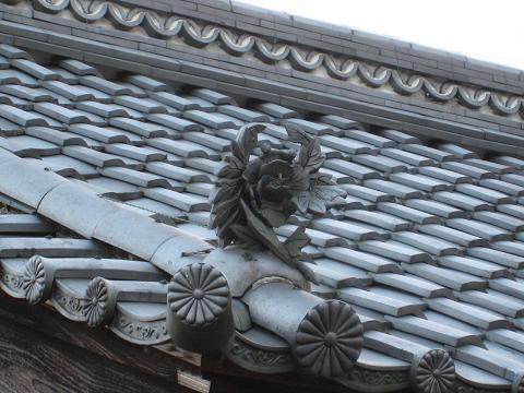 願興寺にて