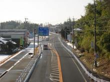 国道21号・高倉付近