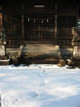 上恵土神社