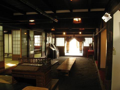 旧旅籠小松屋・吉田家住宅