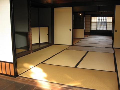 太田宿脇本陣・隠居家