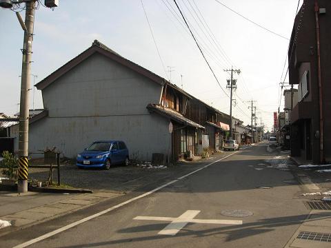 太田宿・高札場跡