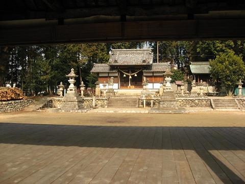 \赤坂神社