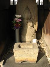 苧ヶ瀬の石仏