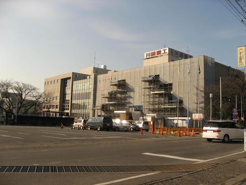川崎重工中工場