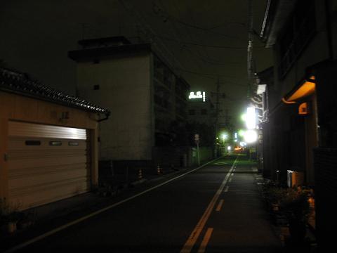 加納宿・加納本町付近