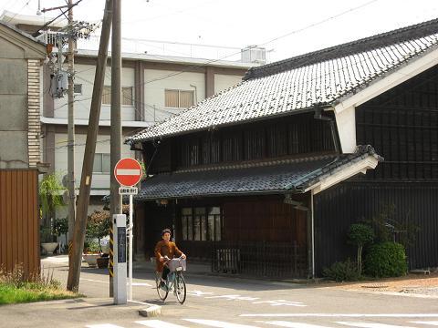 加納宿・加納新町付近